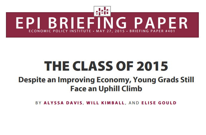 Briefing Paper: The Class of 2015