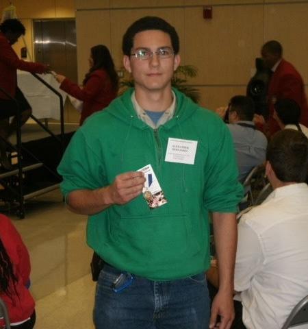 Ander Hernandez, 20, LaBelle.