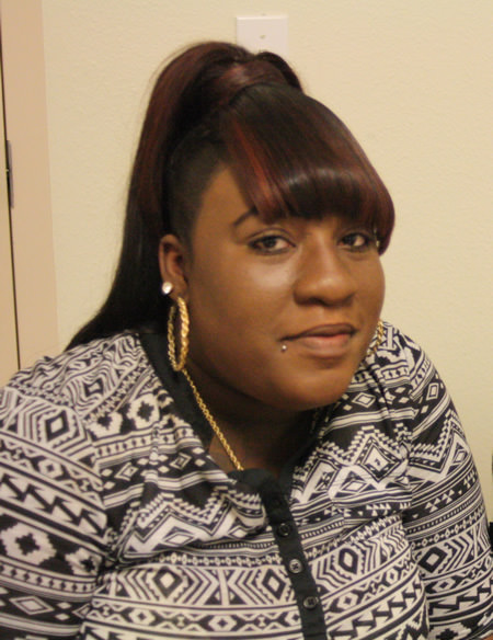 Katira Davis, 22, Fort Myers