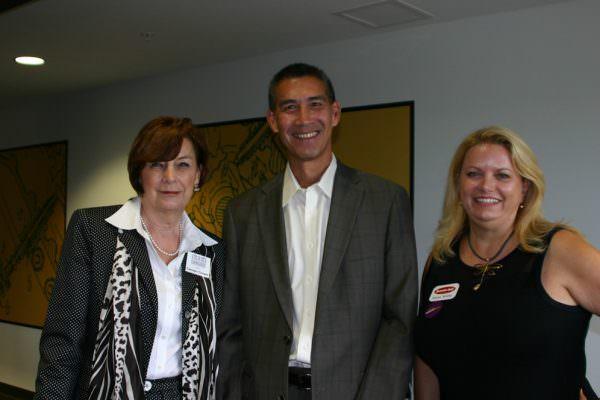 Carolyn Conant, Mike Jung, Diana Willis