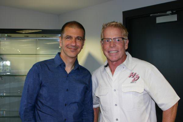 Dave Fleming and Scott Fischer