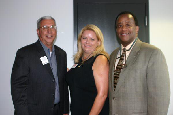 Joe Mazurkiewicz, Diana Willis, Dr. Wilson Bradshaw